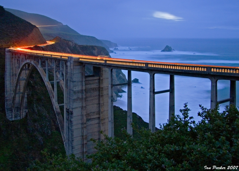 coast_bixby bridge